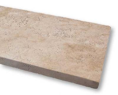 margelle de piscine en travertin pierre naturelle classic 30 x 305 x 1000 mm. Black Bedroom Furniture Sets. Home Design Ideas