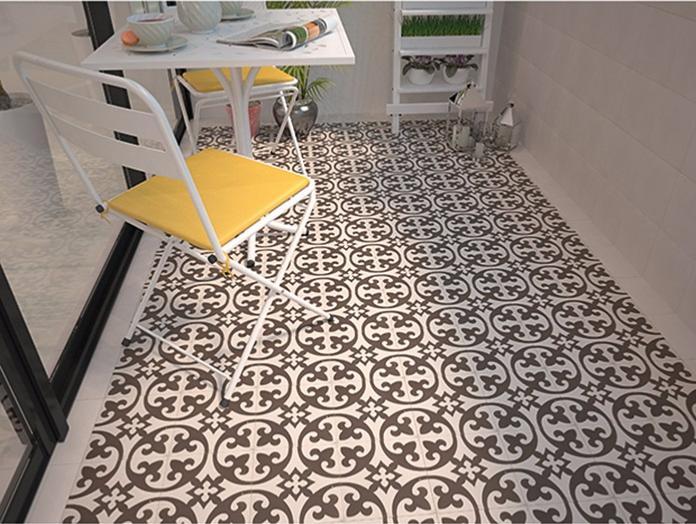 firenze carreaux de ciment 20 x 20 gris carra france. Black Bedroom Furniture Sets. Home Design Ideas
