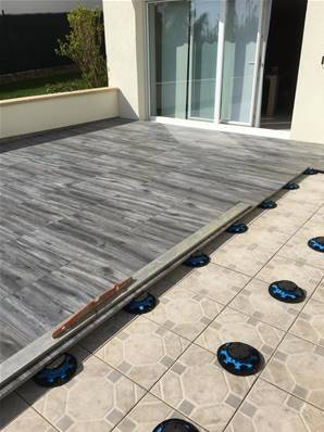 Pose carrelage exterieur sur dalle beton 28 images for Poser carrelage sur carrelage