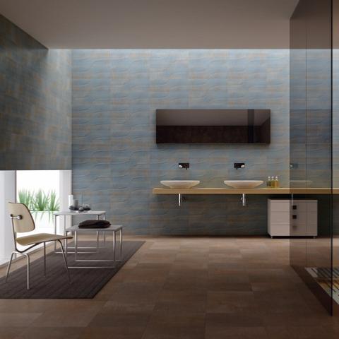 viento fa ence mur 21x63 russet effet b ton us. Black Bedroom Furniture Sets. Home Design Ideas
