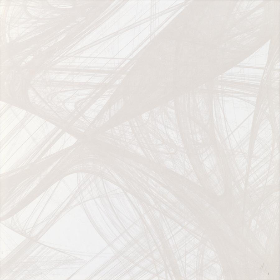 Saba carrelage int rieur sol 40x40 blanc contemporain for Carrelage sol contemporain