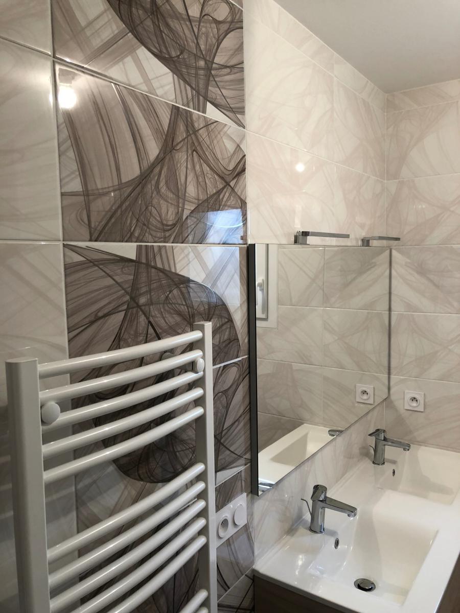 ALTO, faïence mur 30x60, BLANC BRILLANT, structuré