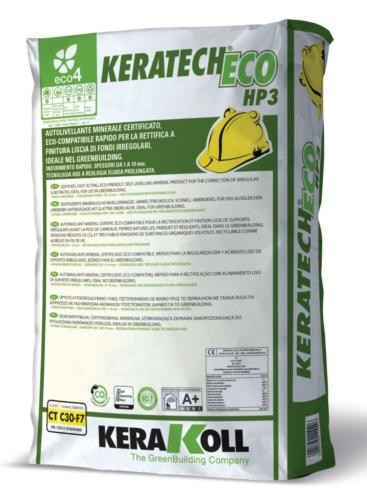 KERATECH ECO HP3 - RAGREAGE INTERIEURS - 25KG