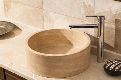 Les Vasques en pierre naturelle et marbre | CARRA Stone Collection