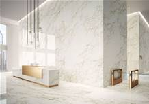 MARBLE EXPERIENCE, Carrelage intérieur, CALACATTA GOLD
