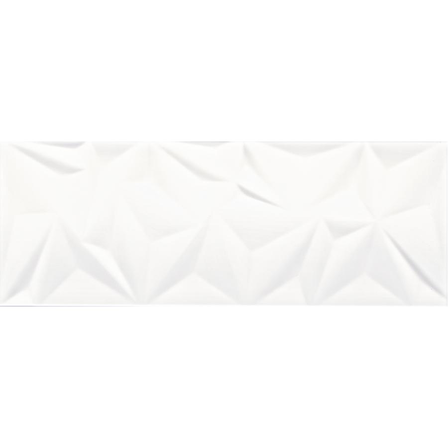Fracture fa ence mur 30x80 blanc brillant structur - Nettoyer mur blanc jauni ...