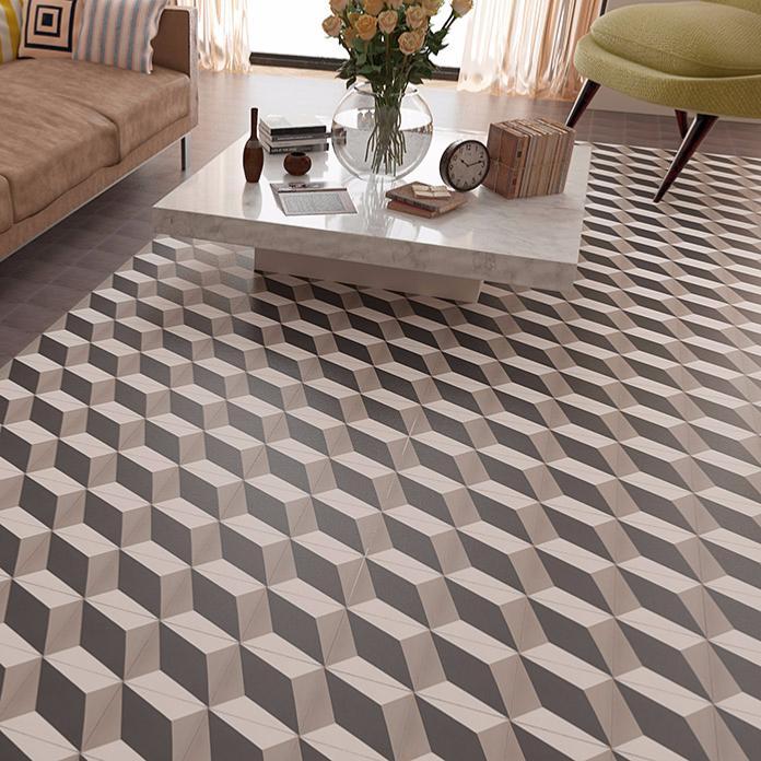 contempo carreaux de ciment 20 x 20 gris carra france. Black Bedroom Furniture Sets. Home Design Ideas