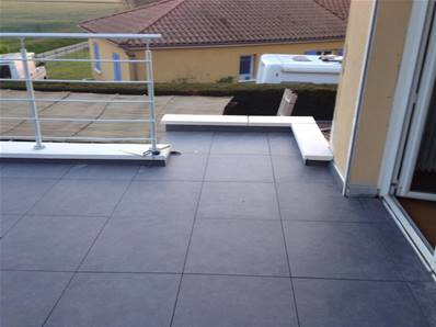 Carrelage gris anthracite exterieur for Carrelage exterieur