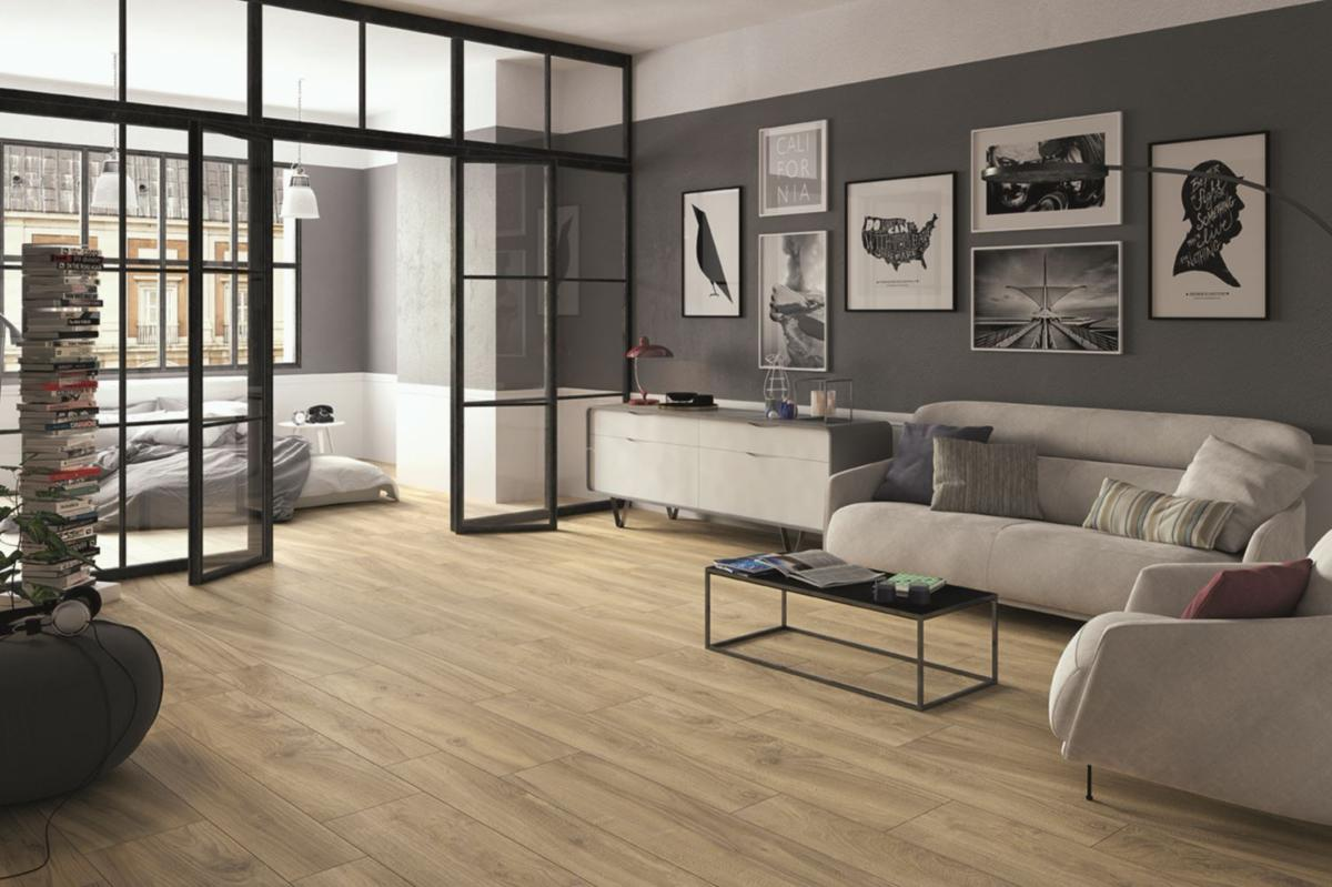 More carrelage int rieur miele imitation parquet for Epaisseur mur interieur
