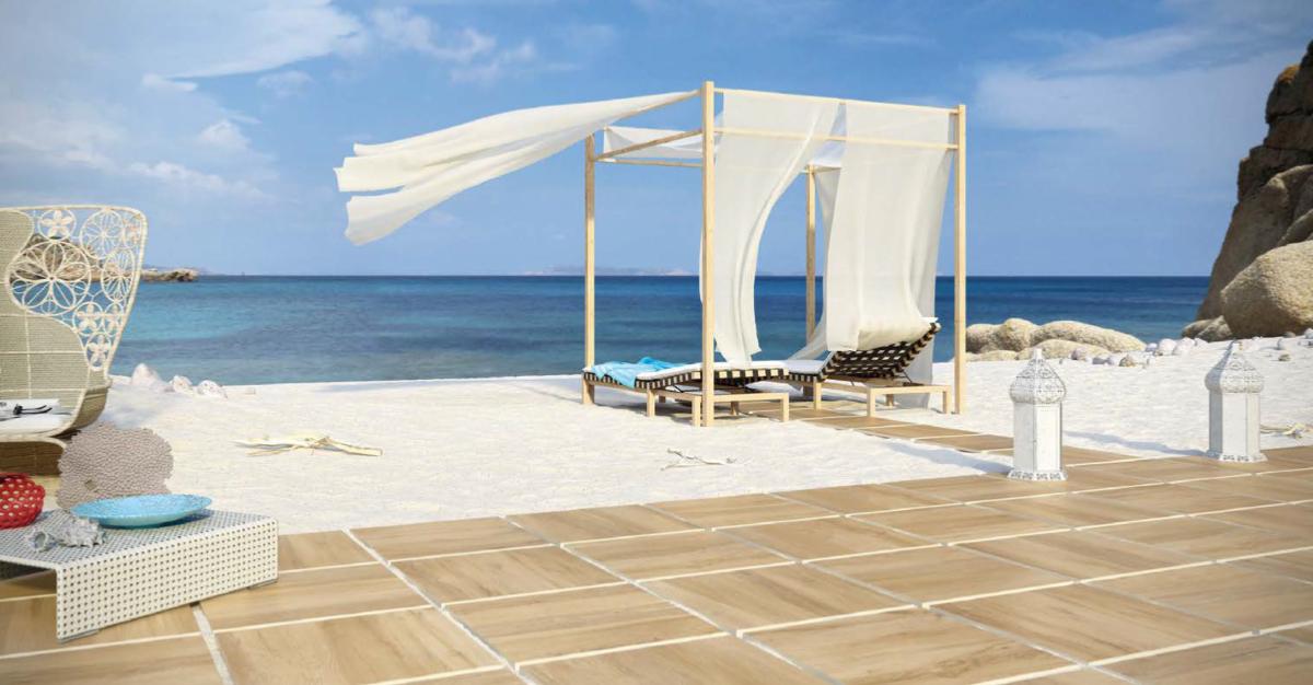 aequa silva carrelage ext rieur marron effet bois. Black Bedroom Furniture Sets. Home Design Ideas