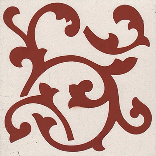 legend carreaux de ciment 20 x 20 rouge carra france. Black Bedroom Furniture Sets. Home Design Ideas